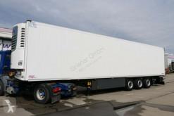 Schmitz Cargobull SKO SKO 24/ TK SCB ONE/ DOPPELSTOCK BLUMEN TOP semi-trailer used insulated