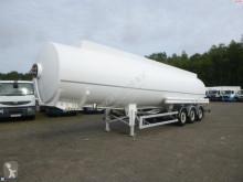 Semirremolque cisterna Magyar Fuel tank alu 43.2 m3 / 8 comp + counter