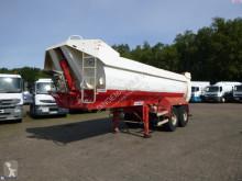 Semi reboque Robuste Kaiser Tipper trailer steel 24 m3 basculante usado