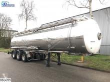 Naczepa Maisonneuve Chemie 32376 Liter cysterna używana