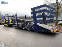Lohr Middenas Eurolohr, Car transporter, Combi trailer damaged car carrier