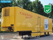 Semirimorchio fondo mobile Floor FLSDO1220K Lenkachse LBW Mulder-Aufbau Carrier Vector 1800