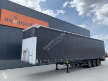 Semirimorchio Teloni scorrevoli (centinato) Schmitz Cargobull galvanized, SAF/discbrakes, int. height: 2.80m, width lights, stanchions