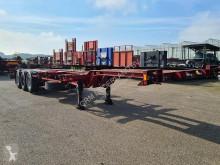 Semirremolque portacontenedores Renders Rpcc 12.27 A Highcube Container Chassis 45ft. Multi (MOT: 27-04-2022)