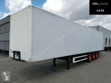 Semirremolque furgón Spier SGL390 / Rolltor