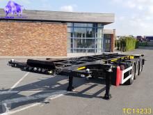 Semi remorque porte containers Hoet Trailers CSS023 - 20-30 FT. TANK Container Transport Container Transport