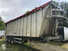 General Trailers tipper semi-trailer Kipper Alu 3 Achse 51m³ BRD3 Liftachse