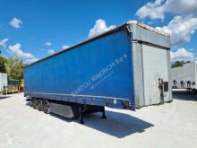 Fliegl tautliner semi-trailer SEMIRIMORCHIO, CENTINATO FRANCESE, 3 assi