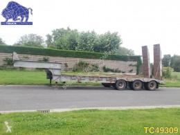 Gheysen & Verpoort heavy equipment transport semi-trailer Low-bed