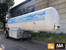 Semi reboque cisterna LPG GPL propane propan 28.500 L