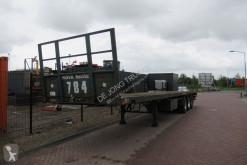 Semirremolque caja abierta Flandria Plateau Trailer / Twistlocks / SAF + Drum / 1x Lift