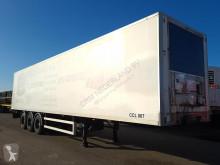 Semirimorchio furgone Montracon Closed Box