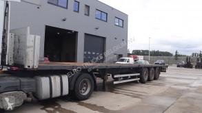 Semitrailer Schmitz Cargobull SCS platta begagnad