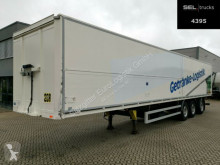 Semirremolque furgón transporte de bebidas Ackermann System Trailer PRSSL-24-1TRI / TRIDEC Lenkachse