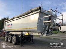 Semirremolque volquete Schmitz Cargobull Kipper Stahlrundmulde 27m³
