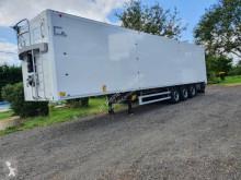 Semi reboque Kraker trailers CF-200 piso móvel usado