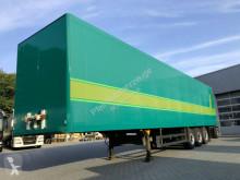 Yarı römork izoterm Schmitz Cargobull SKO SKO24/L-13.4 FP 45-DOPPELSTOCK Düsseldorfer-LIFT