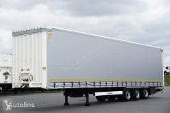 Krone FIRANKA / MEGA / MULTI LOCK / XL / DACH PODNOSZONY semi-trailer used tautliner