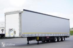 Полуремарке Schmitz Cargobull / FIRANKA / MEGA / MULTI LOCK / XL / OŚ PODNOSZONA подвижни завеси втора употреба