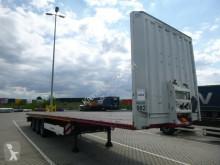 Semi remorque Krone SDP Plateau Sattelauflieger mit Containerverriegelung 27 eLCVB4-SW plateau occasion