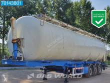 LAG tanker semi-trailer 0-3-40 02 NL-Trailer / 63 m3 / 1 Comp / Kipanlage Elektr.+Hydr.