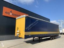 Semirremolque Krone Mega, SAF+DISC (intradisc), NL-trailer, MOT: 07/2022, XL-Plane usado