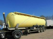 Spitzer powder tanker semi-trailer Eurovrac- kippsilo 55 m3 luft* ADR*