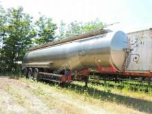 Semitrailer Magyar Inox 9 Comp *ADR *Fuel Chemie tank kemikalier begagnad