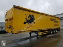 Semirremolque fondo móvil Reisch Walkingfloor SIDE DOORS 2011 year 10 mm floor