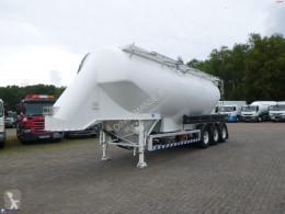 Návěs Feldbinder Powder tank alu 45 m3 cisterna použitý