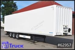 Semitrailer Krone SDK 27, ISO, Trockenfracht, LBW, , TÜV 09/2022 transportbil begagnad