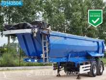 Semirremolque volquete Meiller TR2 25m3 Stahl-Kipper Cramaro Verdeck