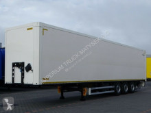 Semirimorchio furgone Wielton BOX / KOFFER / ISOTHERM / LIFTED AXLE/H: 2,7 M