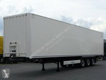 Semitrailer transportbil Krone BOX / KOFFER / ISOTHERM / LIFTED AXLE/ H: 2,7 m