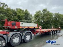 Semitrailer maskinbärare Goldhofer STZ-L6-80/80, 2x ausziehbar, 5 Achsen gelenkt