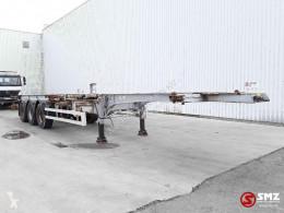 Trailor container semi-trailer Oplegger