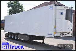 Krone insulated semi-trailer 3x Rohrbahn Fleisch Meat SLX 400, PK