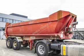 Robuste Kaiser tipper semi-trailer 2 x BLAD/RESSORTS/SPRING