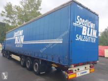 Krone SDP SDP 27 Coilliner Alu Felgen Edscha Portaltüren Lochleiste semi-trailer used reel carrier tautliner
