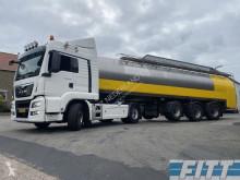Návěs Lako TGS 18.400 T 344-RMO 34.500 Liter tank ICM MAN 2016 TGS 18.400 cisterna potravinářský použitý