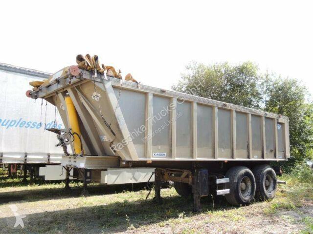View images Kaiser Alukipper *ca. 20 cubic* semi-trailer