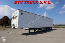 Menci semi-trailer used tautliner