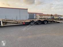 Semitrailer Castera maskinbärare begagnad