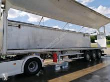 Semitrailer Socari Basculante flak spannmål begagnad
