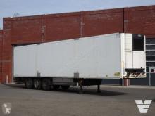 Schmitz Cargobull SCB*S3B - Carrier Vector 1950 MT - Bi Temp - Diesel/Electric semi-trailer used mono temperature refrigerated