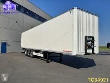 Semirremolque Kässbohrer SBT Closed Box furgón usado