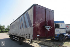 Renders半挂车 Tautliner / BPW + Disc / 1x Liftaxle 侧边滑动门(厢式货车) 二手
