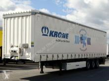 Semirremolque Krone CURTAINSIDER /STANDARD/PALLET BOX/LIFT AXLE/RSAB lona usado