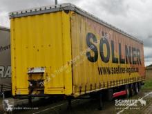 Semitrailer Schmitz Cargobull Schiebeplane skjutbara ridåer (flexibla skjutbara sidoväggar) begagnad