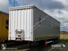 Krone Schiebeplane semi-trailer used tautliner
